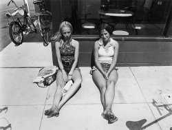 superseventies:  Untitled (There is nothing to do in Suburbia) - by Bill Owens, 1971/72.