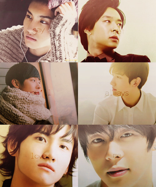 18/50 pics of DBSK Couples (YooMin)