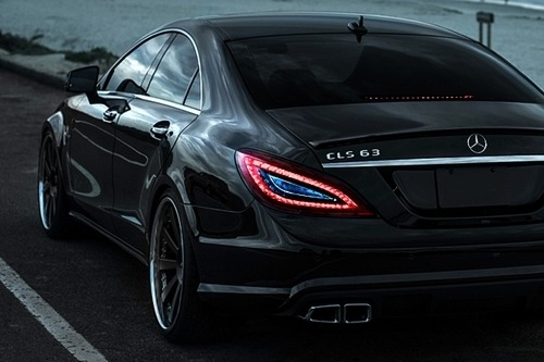 johnny-escobar:  CLS63 Benz via HRE