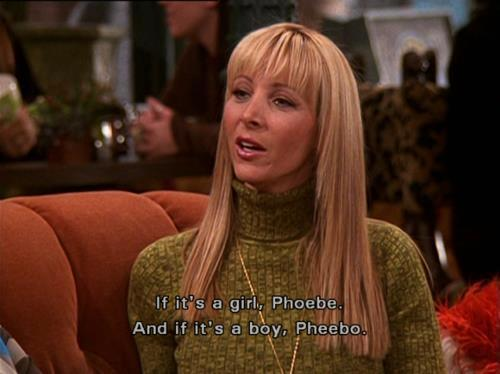 If its a girl Phoebe if its a boy phoebo.