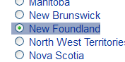 Where the crap is Old Foundland?