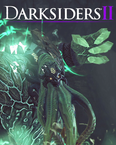 dbloodworth2:  Darksiders II - Boss Fight Fridays Part I It's the first episode of Boss Fight Fridays! Behold the Cthulhu-inspired Wailing Host – if you dare!