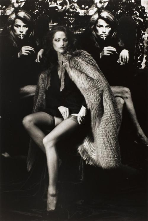 superseventies:  Charlotte Rampling