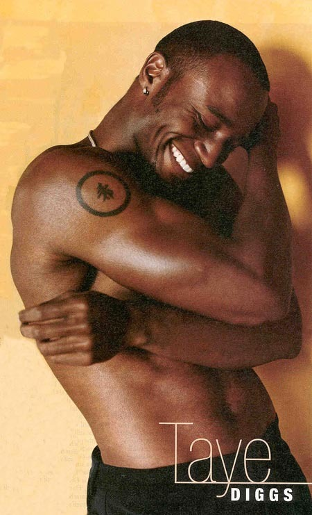 dailycuteguy:  Taye Diggs: Sexual Chocolate. He's so cute~ Seriously. Look. Just look at that.
