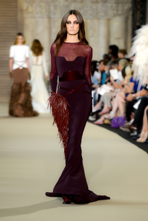 Stéphane Rolland Haute Couture - Fall/Winter 2012