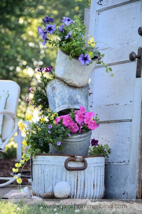 wheretreasuresreside:  Gardening @ Pinterest