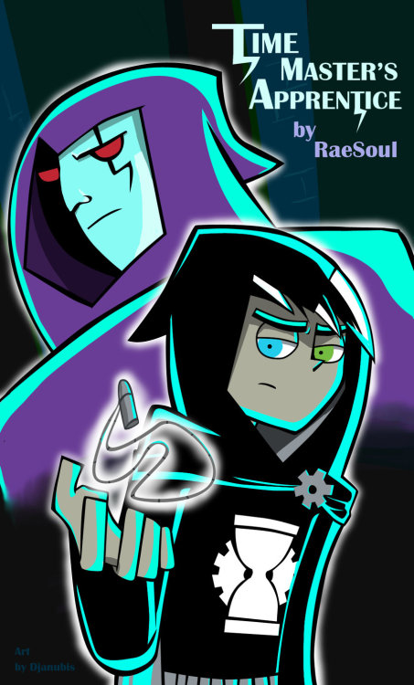 Time Master's Apprentice by ~djanubis (someone's drawing is for this fanfic, i'm only part way through it, but it's alright)