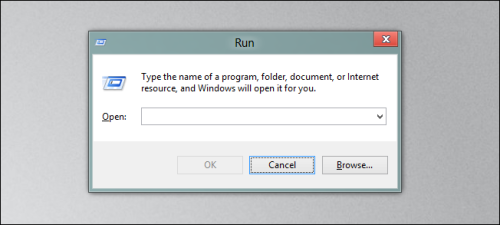 How to Launch Custom Programs From the Run Box in Windows Custom Win+R? Yes!