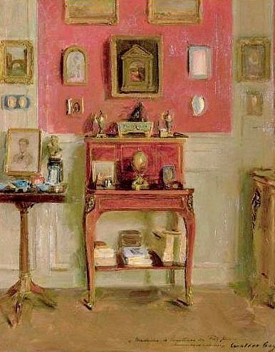 Walter Gay Interior Late 19th - early 20th century