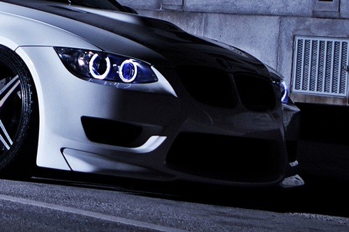 johnny-escobar:  BMW M3 via Incurve