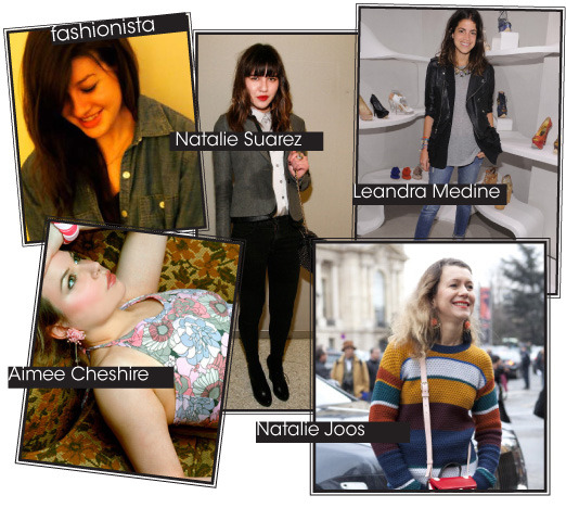 We just can't get enough of their cool style.  The editors at Fashionista have the deets on the top 5 fashion bloggers to follow now!  Only on mBLOG.