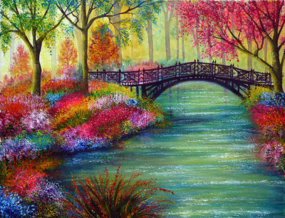 (via Elysian Bridge by =AnnMarieBone on deviantART)