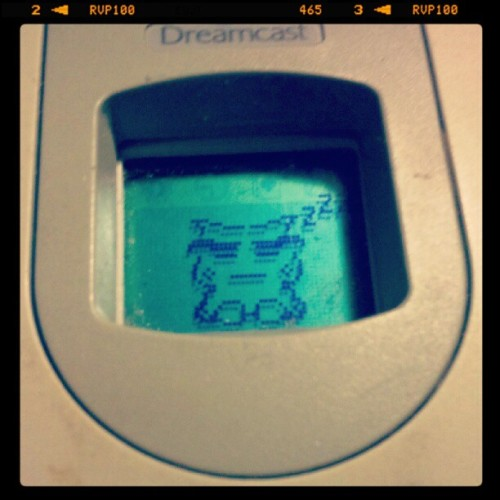 Sweet VMU Dreams (Tomada con Instagram)
