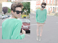 lookbookdotnu:  DO YOU MINT? (by Gianni Sarracino)
