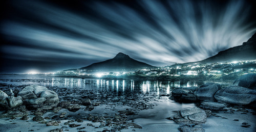depriver:  Nightscape Photography by Jakob Wagner  Beautiful