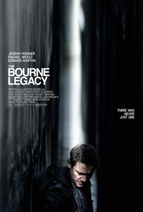 azilove:  New international Bourne Legacy poster #2
