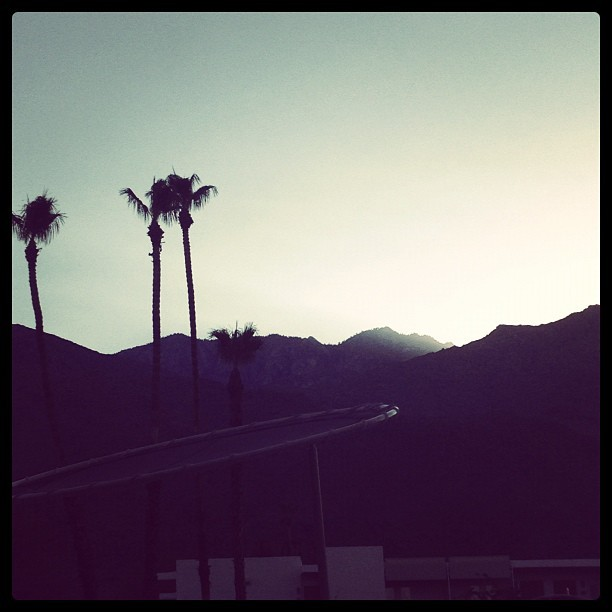 Staycation (Taken with Instagram at Ace Hotel & Swim Club)