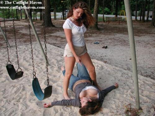Hillbilly girls wrestling nude pics 506