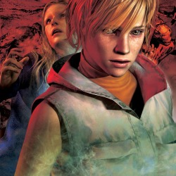 theomeganerd:  Silent Hill 3 - Artwork