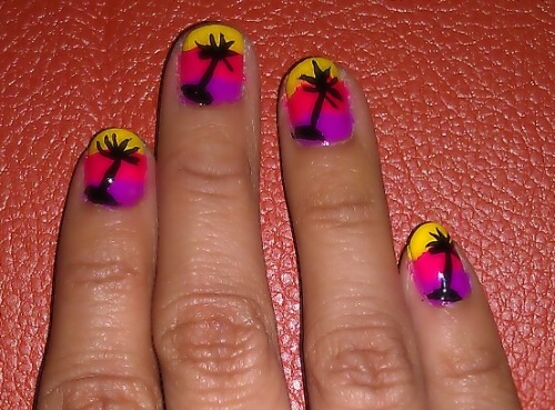 saw this on tumblr and to try to recreate it! http://summerw4ves-nightimebr3eze.tumblr.com/