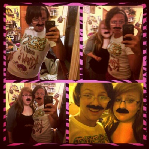 @j_holbrook #bestfriend #photogrid #Android #mustache #legit #lovin #likeaboss #lazy #bestfriend #sexy #sexyandiknowit #hit #haha #happy #beautiful #boss #bored  (Taken with Instagram)