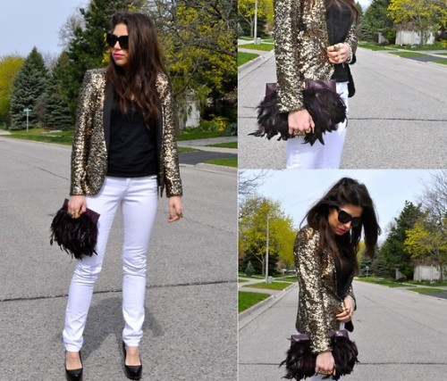 Touch of Gold www.thestylemogul.com