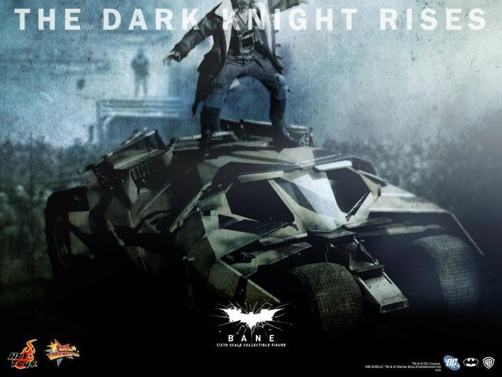 [TEASER] The Dark Knight Rises: Bane - Hot Toys