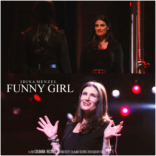 1x20 Theatricality | Funny Girl Requested Alternative Cover