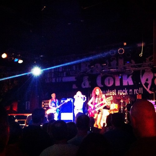 Lez Zeppelin #lezZeppelin #dewey #de #delaware  (Taken with Instagram at Bottle & Cork)