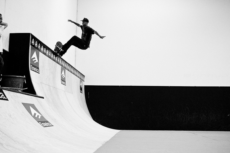 morgnar:  Check out the Active Blog for some photos I took at the Emerica demo today…