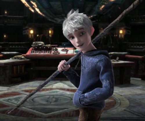 First Onceler, now Jack Frost…. My brain is about to explode