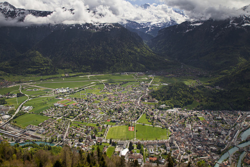 Interlaken, Switzerland on Flickr.