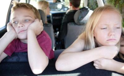 Do Family Road Trips Have To Be Horrible?. | Slate Magazine