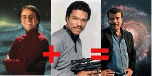The True Origin of Neil DeGrasse Tyson