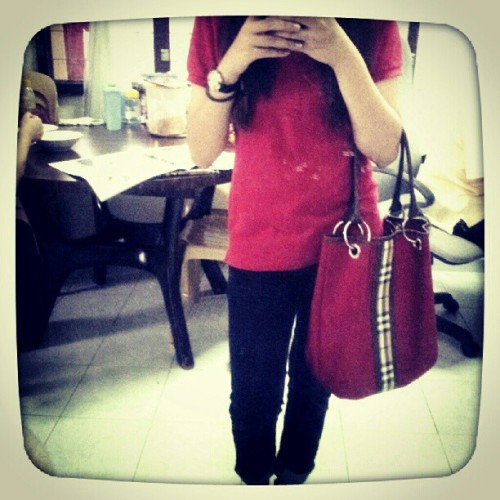 #OOTD #ralphlauren #tee #casualwear  (Taken with Instagram)