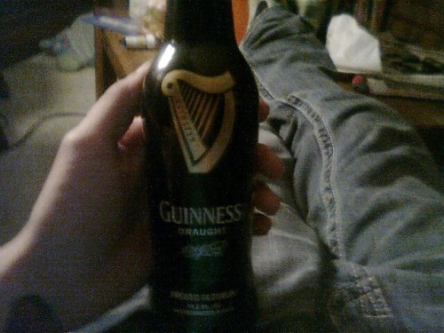 I love Guinness lol