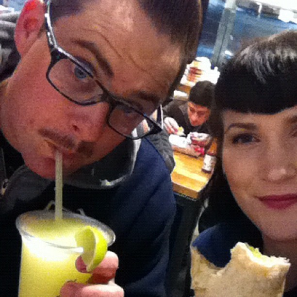 MadMex, margaritas x 2  (Taken with Instagram)