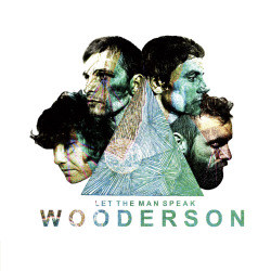WOODERSON Album Artwork Illustration in collaboration with photographer Darren Topliss © Lauren Martin / Darren Topliss 2012