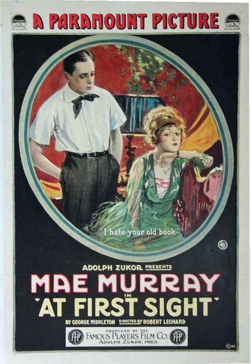 Mae Murray in Love at First Sight