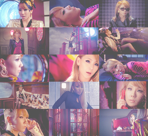 I LOVE YOU MV - Lee Chaerin
