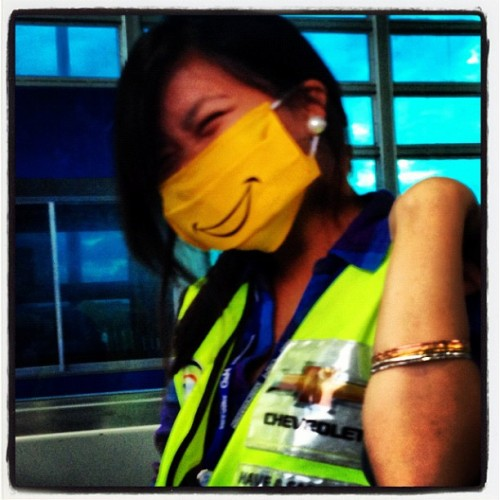 Skyway Smile (Taken with Instagram)