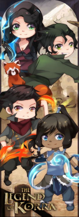 Legend of Korraby *Squ-chan