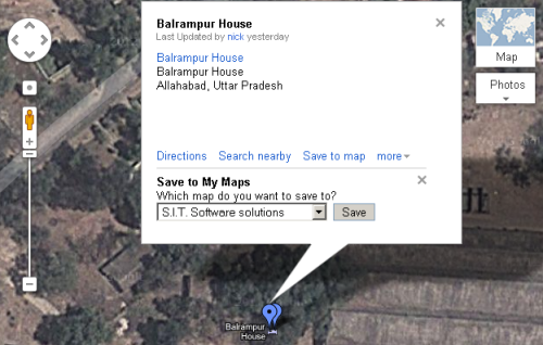 Add Google Map To your site in just few steps ….