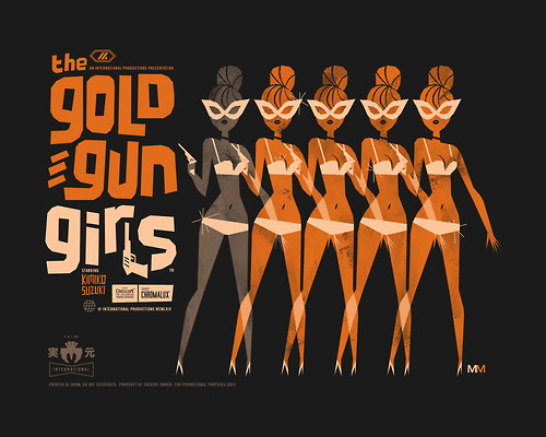 the gold gun girls | http://bit.ly/PuPRJd