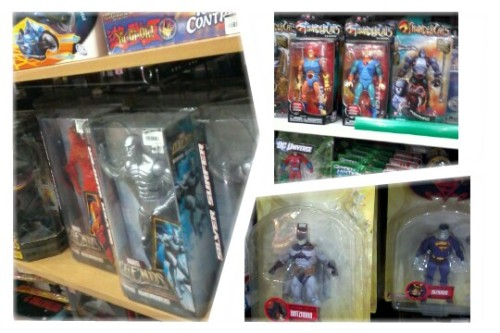 All these toys. I want. :'(