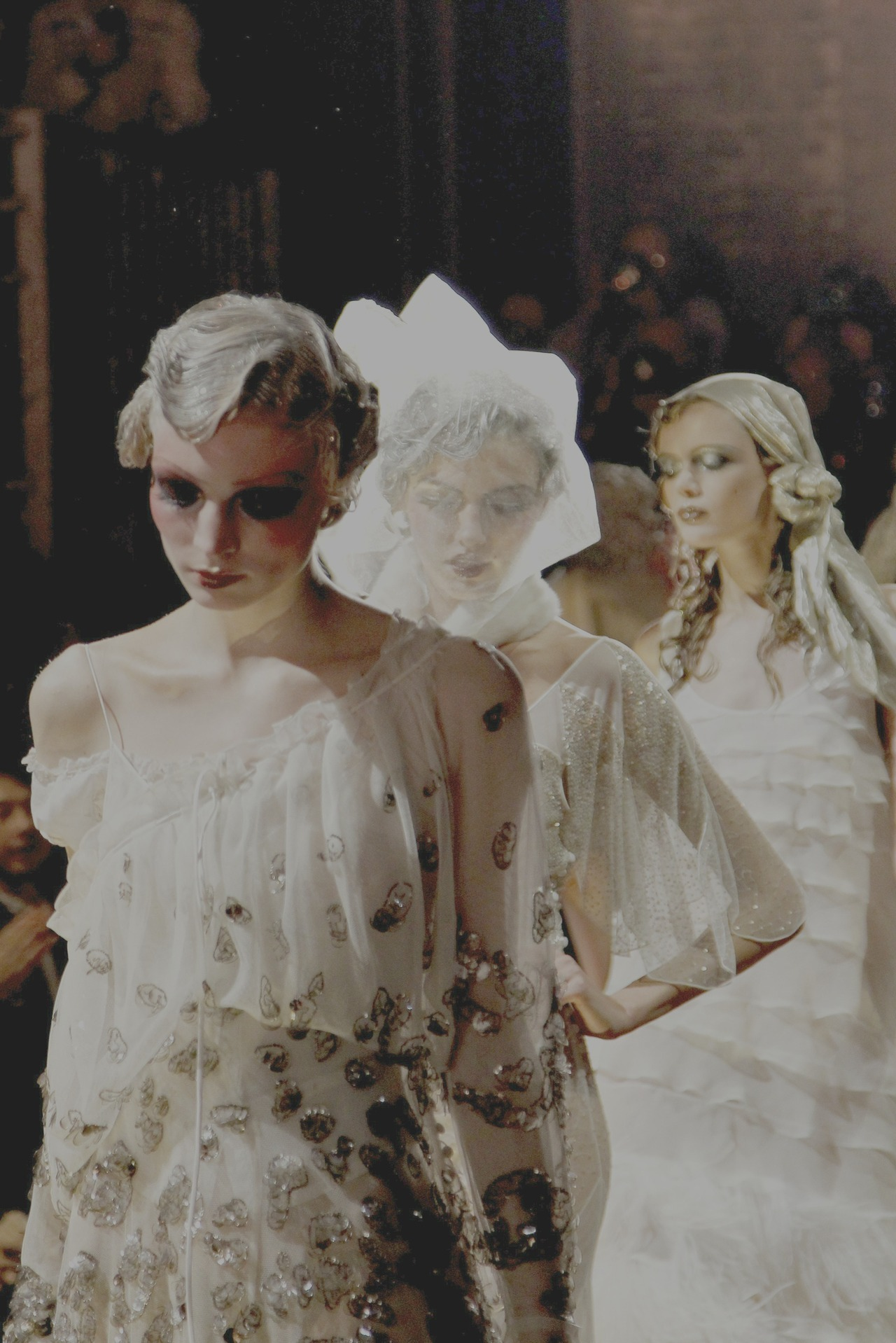 voguelovesme:  John Galliano spring/summer 2011