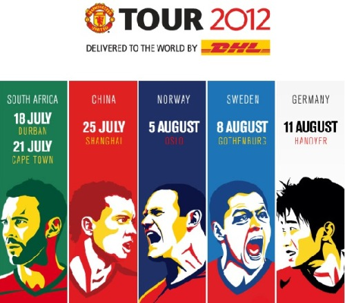 bogdan21:  Manchester United Pre-Season Tour 2012