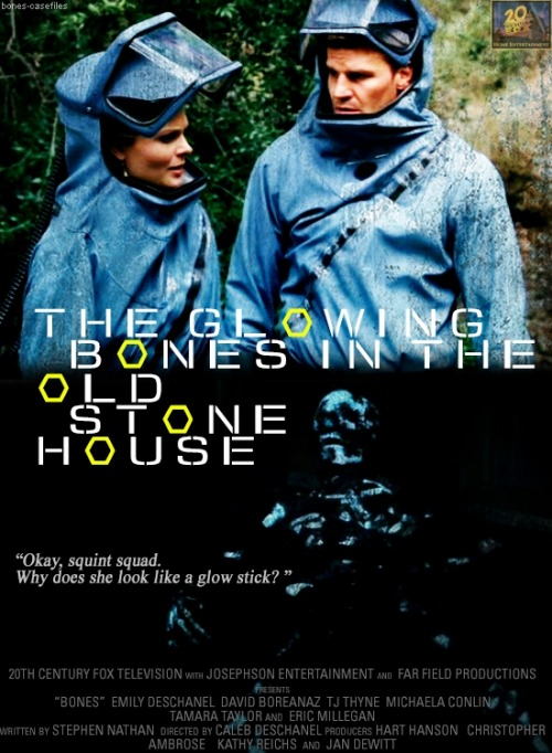 episodes as movie posters | 2x20 The Glowing Bones in the Old Stone House