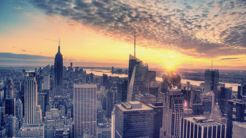 """New York City"" by Himanshu Arora"