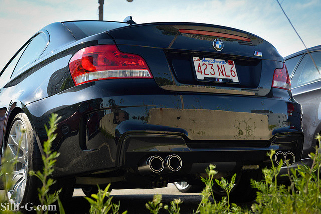 sillig:  DSC_2060 on Flickr. BMW 1 Series M Coupe»> www.silli-g.com